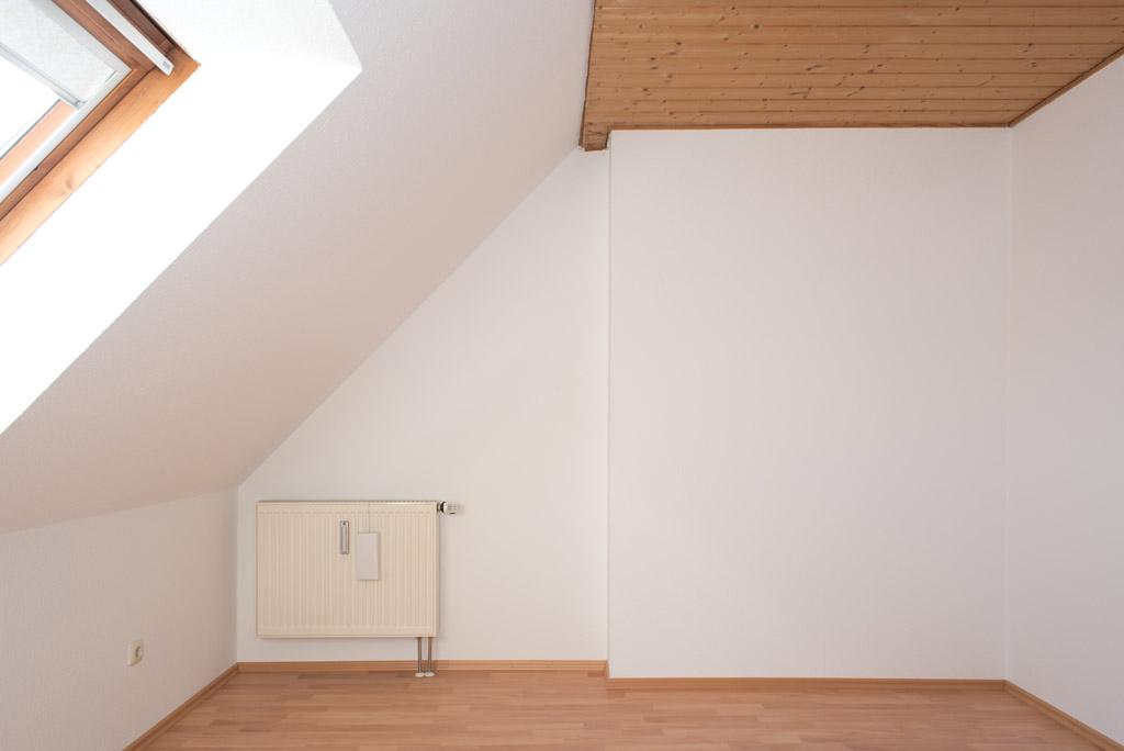 Dachgeschosswohnung mit Blick über Augsburg Schlafen Bild 1